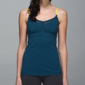 Lululemon Just Breathe tank